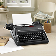 11 portable manual typewriter by royal