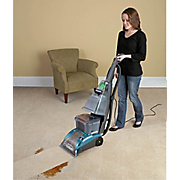 Steam Vac with Clean Surge Carpet Cleaner
