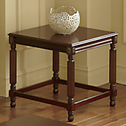 Montgomery Ward Heritage Medallion End Table