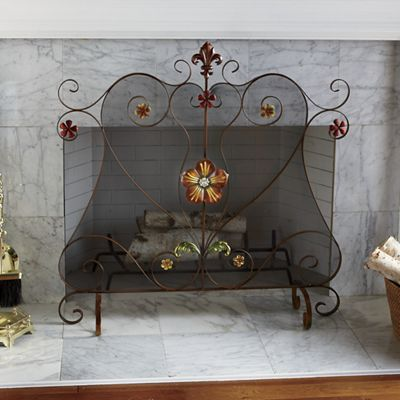 Thames Valley Fireplace Screen