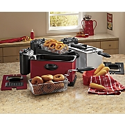 Chef Tested ® 3.5-Qt. Fryer with Timer by Montgomery Ward ®