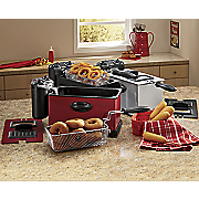 chef tested 3 5 qt fryer with timer by montgomery ward