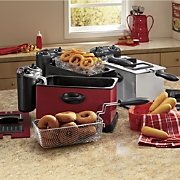 Chef Tested ® 3.5-Qt. Fryer with Timer by Montgomery Ward®