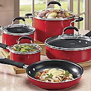 Cuisinart 9-Piece Advantage Nonstick Aluminum Cookware Set