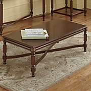 Montgomery Ward Heritage Medallion Coffee Table