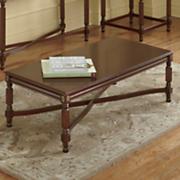 Montgomery Ward Heritage Medallion Coffee Table