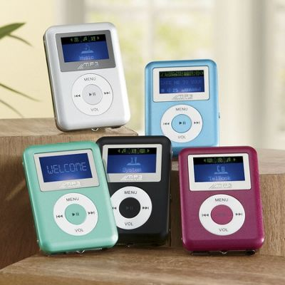 2GB MP3 Player