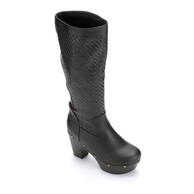 Basket Weave Boot by Monroe & Main