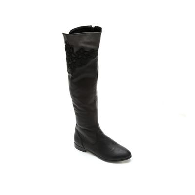 Floral Riding Boot by Monroe & Main