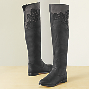 Monroe & Main Floral Riding Boot