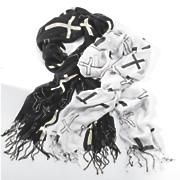 cross scarf