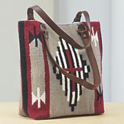 western blanket bag