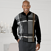 Henley Sweater by Steve Harvey