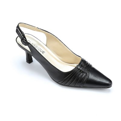 Ripple Slingback by Classique