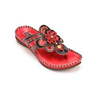 Spring Footwear Spangle Thong