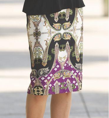 Preda Pattern Skirt