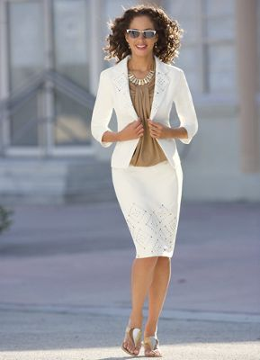 Diamond Girl Suit