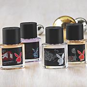 4-Piece Playboy Mini Edt Spray Set by Coty