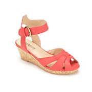 Monroe & Main Tropical Sandal