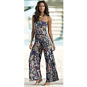 needle work print jumpsuit