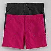 woven board shorts 25