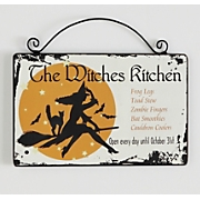 Witches Kitchen Sign