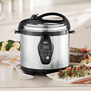 Nesco 6 qt Digital Pressure Cooker