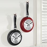Fry Pan Clock