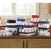 20 piece kitchen towel set