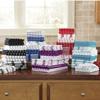 20-Piece Kitchen Towel Set