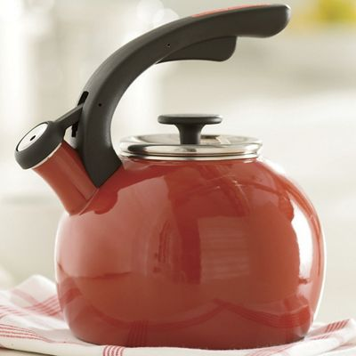 2-Qt. Whistling Teakettle by Rachael Ray