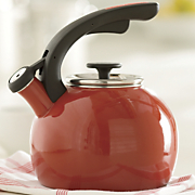 2 qt  whistling teakettle by rachael ray