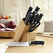 11 pc Cuisinart Forged Cutlery Set