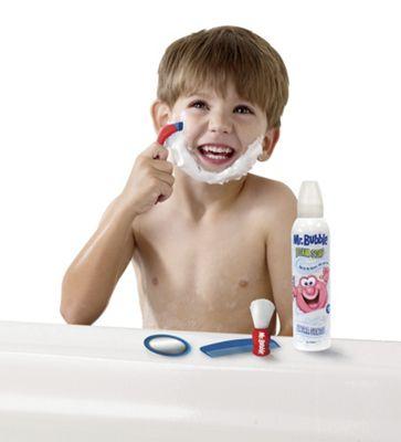 Mr. Bubble Shaving Kit