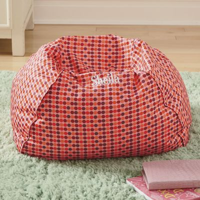 Personalized Easy-tote Bean Bag