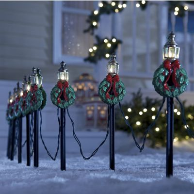 Holiday Lamp Set