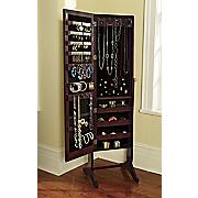 jewelry armoire 115