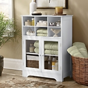 6 cubby double deep cabinet