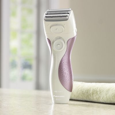 Ladies' Wet/Dry Rechargeable Shaver by Panasonic