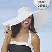 large statement hat