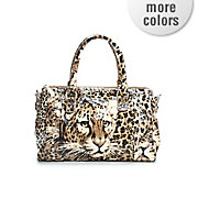 Leopard Doctor Bag