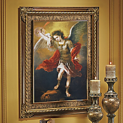 saint michael portrait