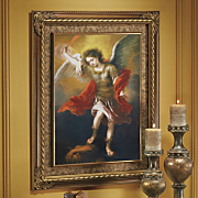 Saint Michael Portrait