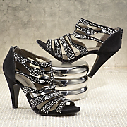 Strappy Bling Shoe...