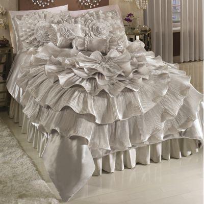 Bejeweled Romance Comforter From Midnight Velvet Vc650558