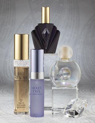 Elizabeth Taylor 4-Piece Mini Fragrance Coffret