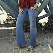 Desert Embroidered Jean by Midnight Velvet Style