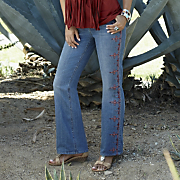 Desert Embroidered Jean by Midnight Velvet Style
