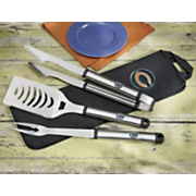 NFL Grilling Tools by Siskiyou Buckle