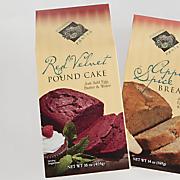 red velvet holiday pound cake mix
